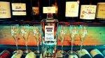 alkohol i kieliszki