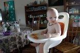 krzesełko do karmienia dziecka